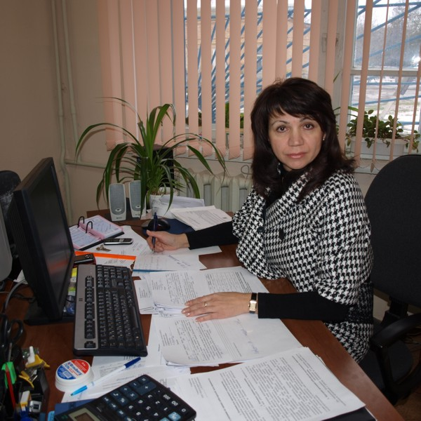 Луиза Александровна Шпилик