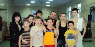Юные боксеры клуба «Левша». Они точно знают, куда направить с умом свою силу.