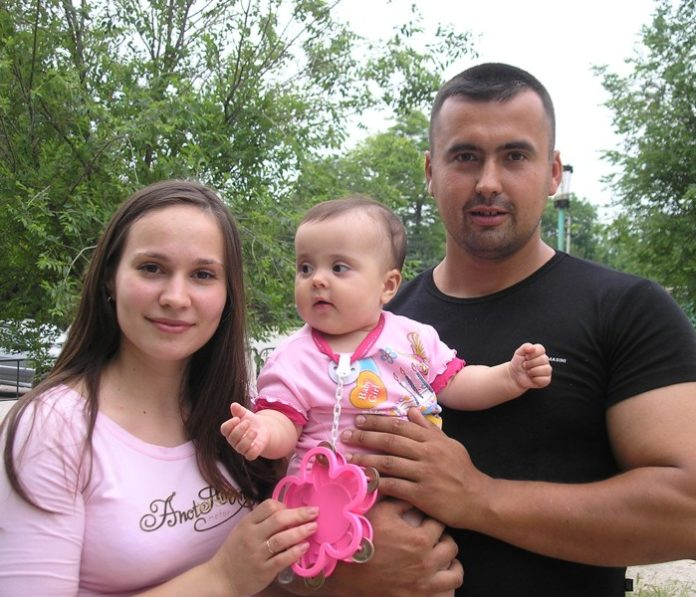 Семья Дымченко