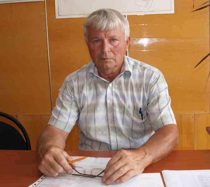 Николай Григорьевич Сиротенко, глава Николаевского сельского поселения